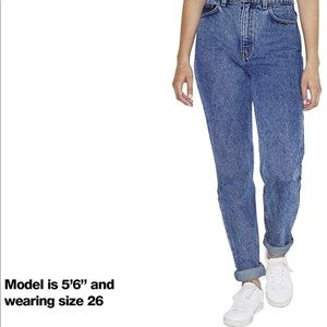 American Apparel 90s High Waisted Jeans! NIP